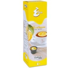 Capsules Caffitaly Th� au Citron x10