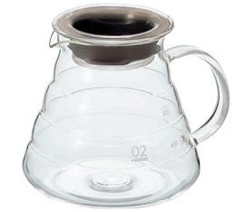 Carafe 4-5 tasses - Support en verre pour V60