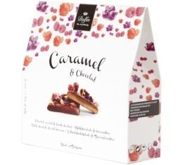 Caramel et Chocolat Lait & Fruits des Bois 200g - Dolfin