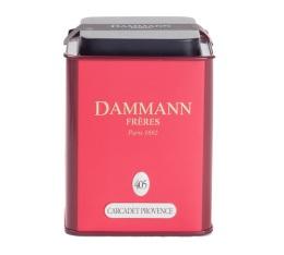 Boîte Dammann n°405 - Infusion Carcadet Provence - 100gr