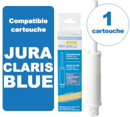 1 Cartouche BestCup BLUE compatible Jura ENA Claris BLUE