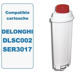 Cartouche filtrante Filter Logic FL-950 compatible Delonghi DLSC002