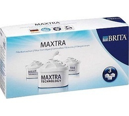 Cartouches filtrantes Brita Maxtra x 3