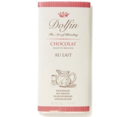 Chocolat au Lait - 70g - Dolfin