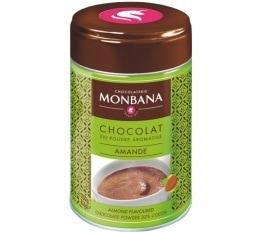 Chocolat en poudre aromatis� Amande 250 g Monbana