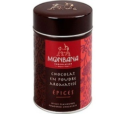 Chocolat en poudre �pic� 250 g Monbana