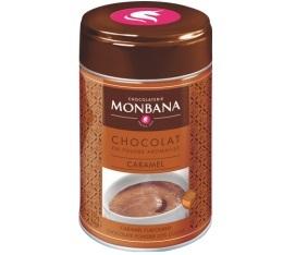 Chocolat en poudre aromatis� Caramel 250 g Monbana