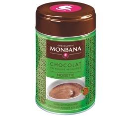 Chocolat en poudre aromatis� Noisette 250 g Monbana