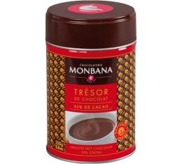 Chocolat en poudre tr�sor de chocolat - Monbana - 250g