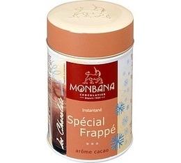 Chocolat frappé arôme Cacao 250 g Monbana