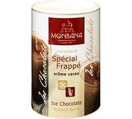 Chocolat frapp� ar�me Cacao 800 g Monbana