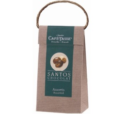Mini Santos mixte 3 go�ts - Caf�-Tasse - 50g