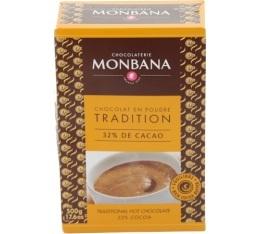 Chocolat  en poudre Monbana Salon de Thé -    500 g