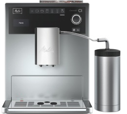 Melitta Caffeo Ci Silver Argent E 970-204 + Pot à lait inox SST MaxiPack Garantie 3 ans