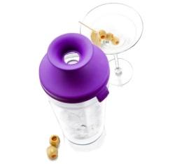 Cocktail shaker violet - Vacu Vin