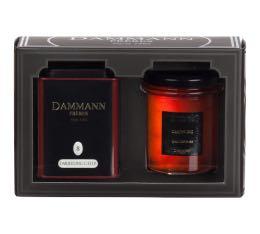 Coffret thé 'Caprice' Darjeeling- Dammann