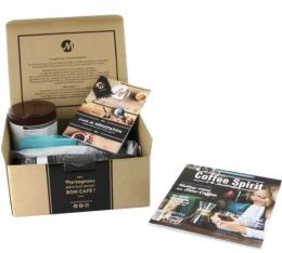 Découvrez votre café préféré - Coffret Découverte café en grains (4x250g)