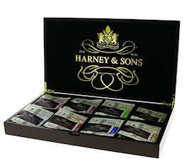 Coffret degustation 8 saveurs - Harney and Sons
