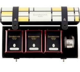 Coffret thé Charleston - Dammann