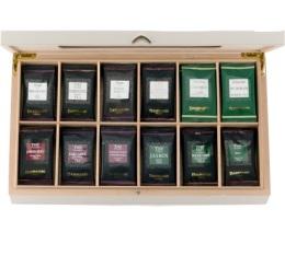 Coffret thé Palace (72 sachets de thé) - Dammann