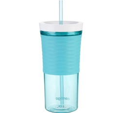 Bouteille d'hydratation Contigo Shake&Go Bleu Oc�an - 54 cl