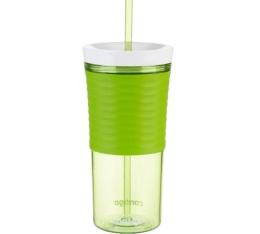Bouteille d'hydratation Contigo Shake&Go Vert Citron - 54 cl