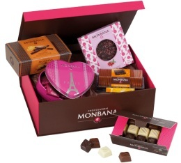 Coffret Prestige - Assortiments chocolats - Monbana