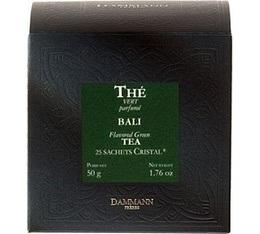 Thé Vert Bali Dammann x 25 sachets Cristal