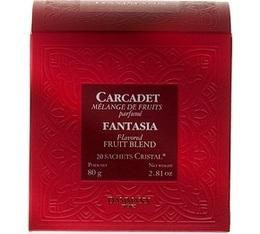 Carcadet Fantasia Dammann x 20 sachets cristal