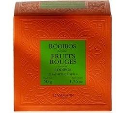 Rooibos Fruits rouges 25 sachets - Dammann