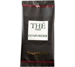 Thé Vert Gunpowder Dammann Frères - boîte de 24 sachets Cristal