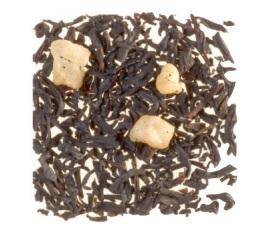 Thé noir en vrac Pêche abricotée - 100gr - Dammann