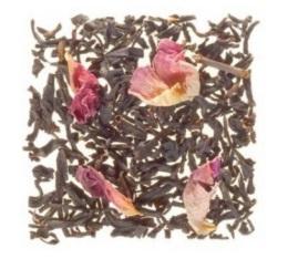 Thé noir en vrac Rose - 100gr - Dammann