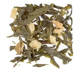 Th� vert en vrac Christmas Tea vert (Th� de No�l) - 100gr - Dammann