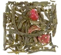 Thé vert en vrac 1, 2, 3 je m'en vais au bois - 100gr - Dammann