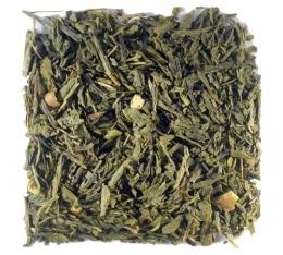 Thé vert en vrac Soleil Vert - 100gr - Dammann