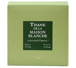 25 sachets Tisane Maison Blanche Herboristerie d'Orgeval