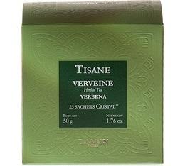 Tisane Verveine - bo�te de 25 sachets cristals