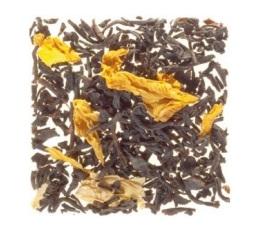 Thé noir en vrac Vanille - 100gr - Dammann