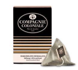 Thé noir Darjeeling Himalaya Compagnie Coloniale x 25 Berlingo®