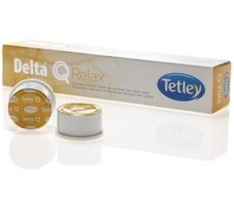Capsules Delta Q Relax Tisanes x 10