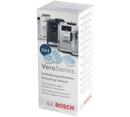 Tablettes détartrantes pour machines automatiques Bosch TCZ8002