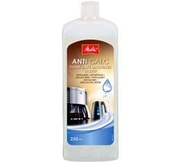 D�tartrant Melitta Anti calc liquide 250ml pour cafeti�res filtres et bouilloires