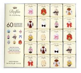 Coffret 60 Napolitains P�ques 270g - Dolfin