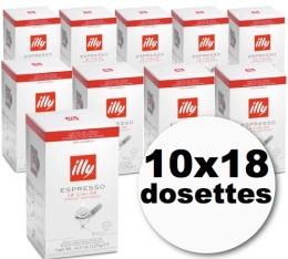 Dosette café Illy espresso
