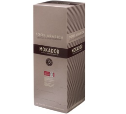 Dosette caf� Mokador Castellari 100 % Arabica x 20