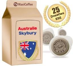 Dosette Caf� Australie Skyburry x 25 dosettes ESE