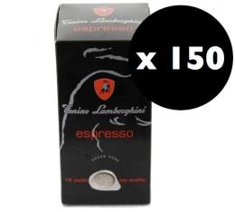 Dosettes caf� expresso Tonino Lamborghini x 150 - Dosettes E.S.E