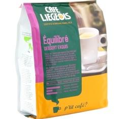 Café dosettes souples Equilibré x36 - Café Liegeois