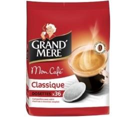 Dosettes souples Classique x36 - Grand Mère